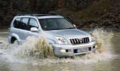 Toyota Land Cruiser Prado 120/2005